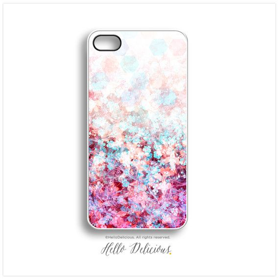 iPhone 5C Case Spring Floral iPhone 5s Case by HelloDelicious, $19.00