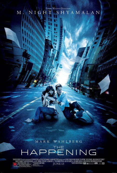 #TheHappening - decent movie; was #WorldWarZ inspired by this? Far better than #AfterEarth anyway..