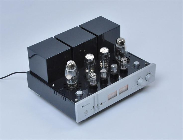 MUZISHARE X10 KT150*2 Integrated Tube Amplifier Double Vacuum Tube Rectification Single-end Class A 22W*2 power amplifier