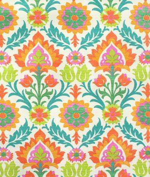 Waverly Santa Maria Sun N Shade Mimosa Fabric