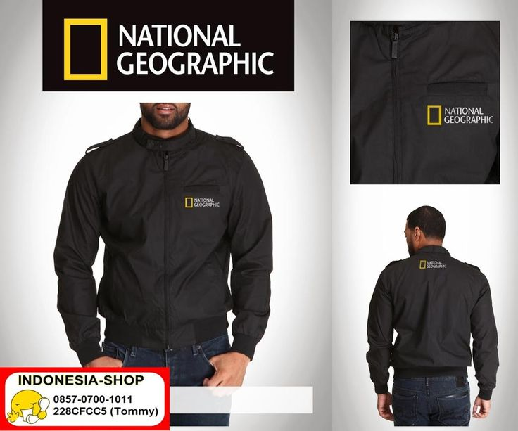 Jaket National Geographic   Ceriwis - Indonesian Community