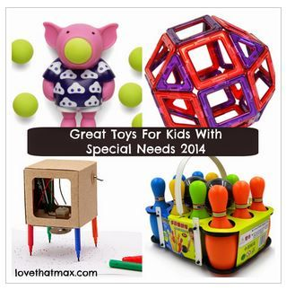 Special Needs Corner: Holiday Gifts and Toys for Kids with Special Needs 2014 - pinned by @PediaStaff – Please Visit ht.ly/63sNt for all our ped therapy, school & special ed pins