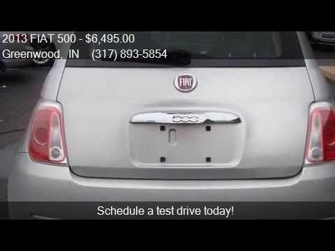 2013 FIAT 500 Pop 2dr Hatchback for sale in Greenwood, IN 46