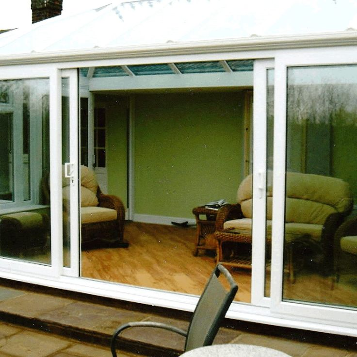 The 25 best double sliding patio doors ideas on pinterest for Double sliding patio doors