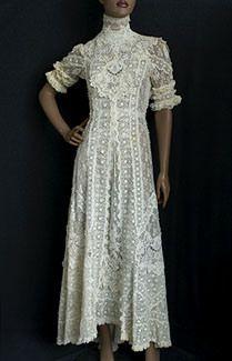 tea gown 1908