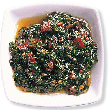 Zhug – »Hot Sauce« aus dem Jemen