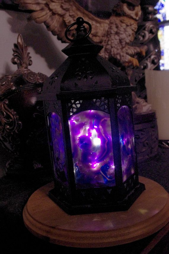 VictorianStyle Small Carriage Lantern by HootyCrafts on Etsy, $45.00