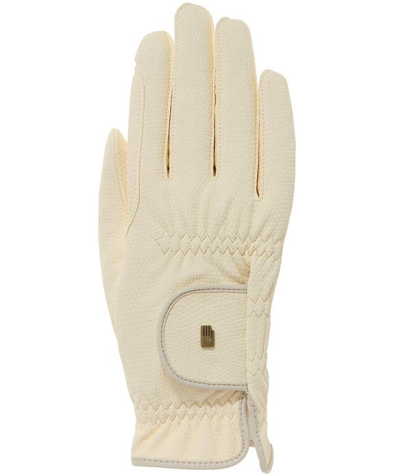 Roeckl Sports | Sommer - Prettiest cream gloves out there!