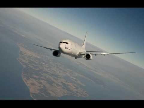 Американский военный самолет провел разведку вблизи российских баз в Сирии
