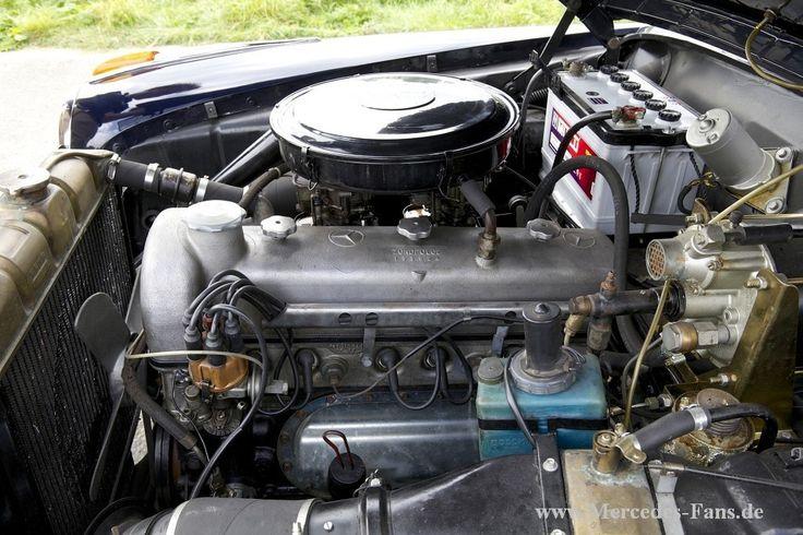 Vollrestaurierter Mercedes-Klassiker: 1958er Ponton 220S Cabriolet: Nur 1.280 Exemplare von Coupé & Cabriolet - Classic - Mercedes-Fans - Das Magazin für Mercedes-Benz-Enthusiasten