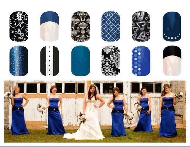Having a wedding? Try Jamberry! Cheaper than going out for manicures! http://tnmom26.jamberrynails.net/