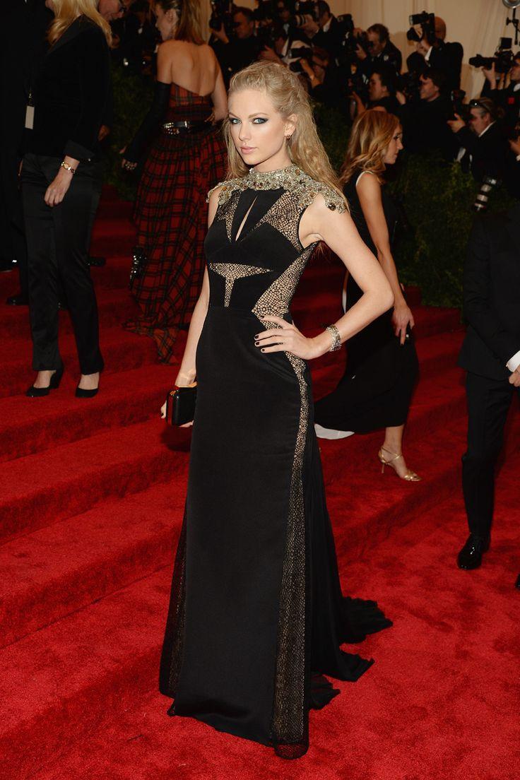 MET 2013: Taylor Swift de J Mendel