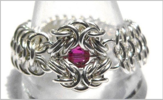 Romanov Chainmaille Ring