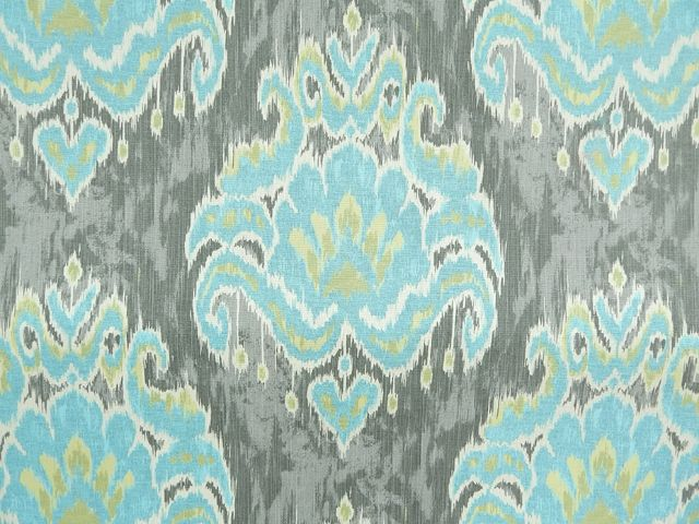 Home Accent Fabrics Tashkent Moonstone,Tashkent Moonstone,Home Accents Ikat  Fabric, Ikat Fabric