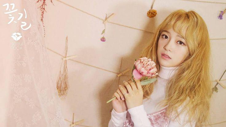 Kim Sejeong Raih Puncak Chart dengan Flower Road