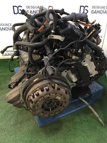 . Motor Diesel, BMW 525, 2004, 2.5 D. Referencia motor: M57N. E61. 150042 KM.