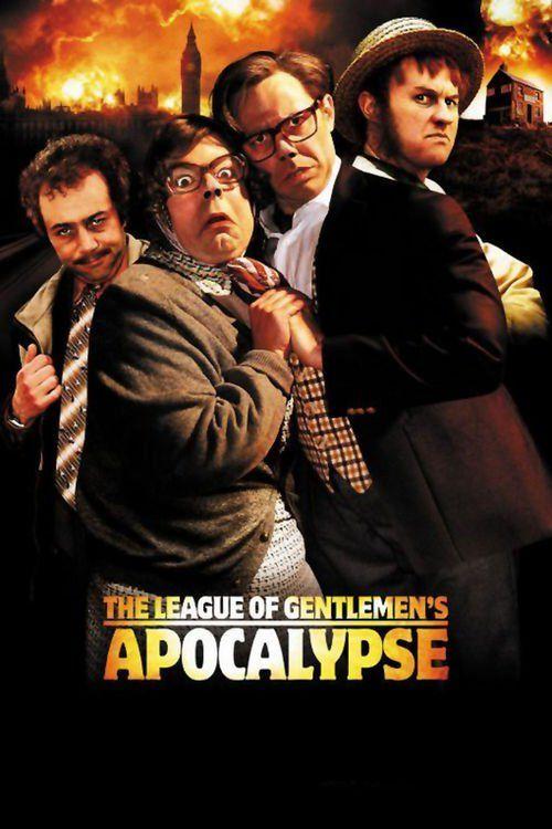 Watch->> The League of Gentlemen's Apocalypse 2005 Full - Movie Online