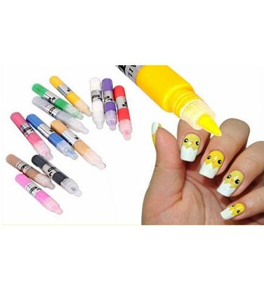 Best 25 nail art pen set ideas on pinterest diy nails tape diy 3d nail art pen set save 63 only 1500 prinsesfo Images