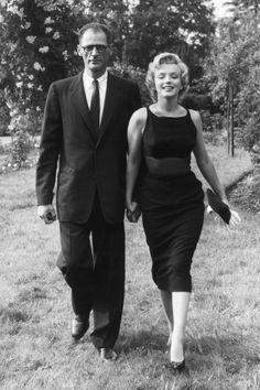 Revisit Monroe's tumultuous relationships with husbands James Dougherty, Joe DiMaggio and Arthur Miller.