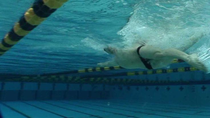 Speedo Pace Club - Michael Phelps & Bob Bowman -- Freestyle Stroke Techn...