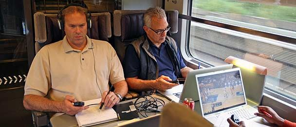 Is Kurt Rambis on a Train or a Bus in this photo? Big debate at work figured Reddit could help settle it. http://ift.tt/2okNDQi Love #sport follow #sports on @cutephonecases