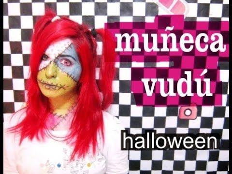 Disfraz de Muñeca Vudú Voodoo doll costume