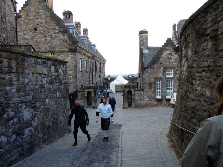 Edimburgo, mitica