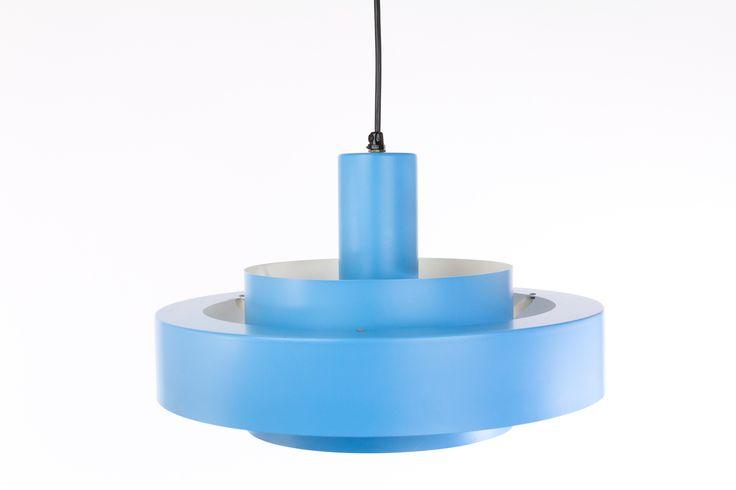 Fog & Mørup - Jo Hammerborg - Equator - Blue - Pendant - Lamp