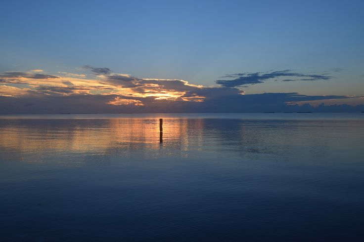 Sunrise - Placencia, Belize