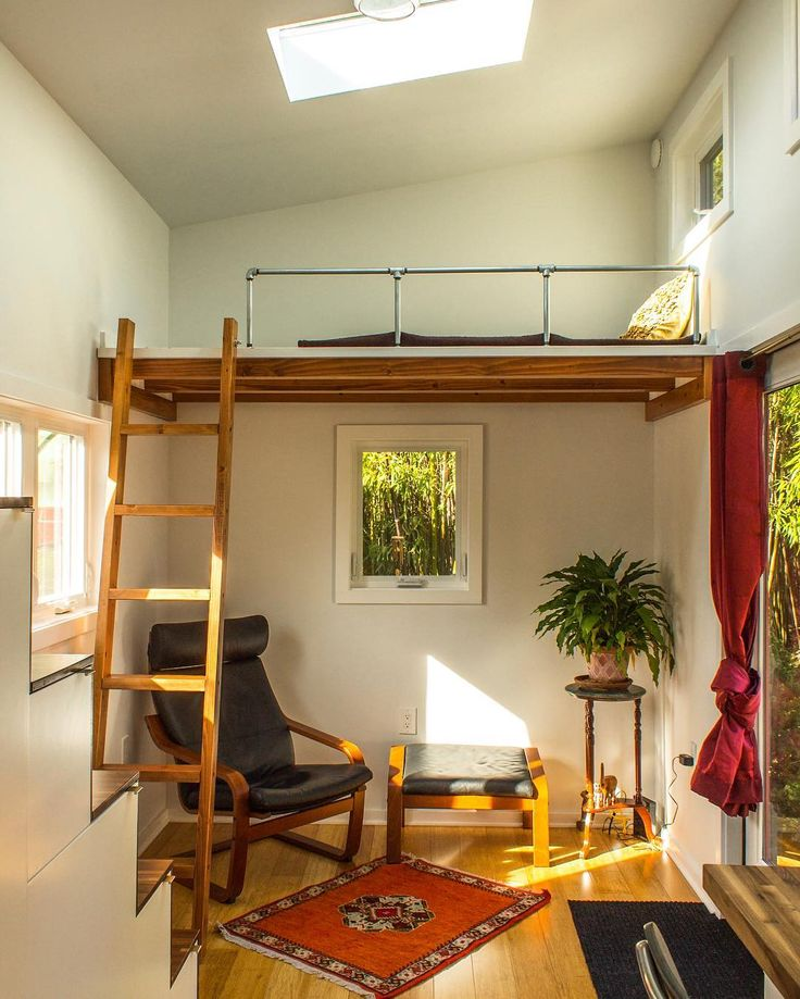 Tiny House Designs Are All About Maximizing The Use Of Limited Space. In  The May
