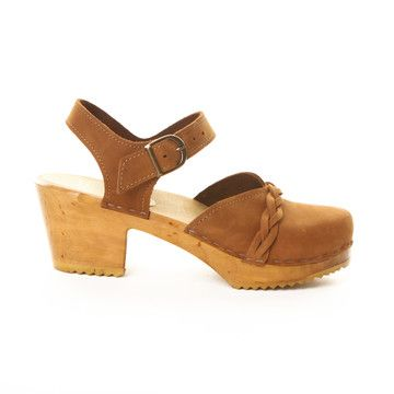 Mary Jane Clog Med Cedar, $149, now featured on Fab.