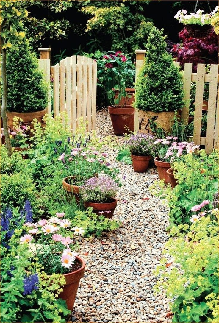20+ Marvelous Garden Border Ideas To Dress Up Your ...