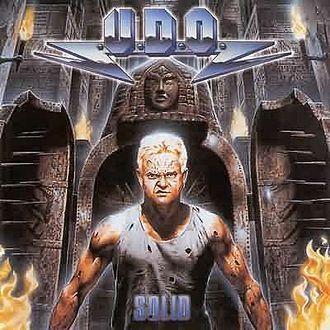 Solid (U.D.O. album) - 1997