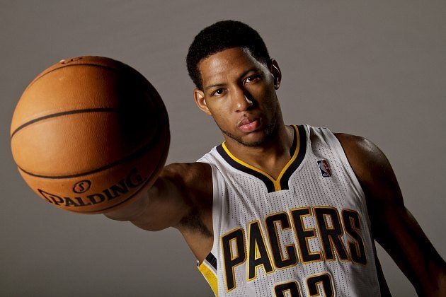 Danny Granger #33 Indiana Pacers
