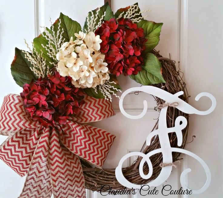 22 best Seasonal Wreaths images on Pinterest | Christmas ...
