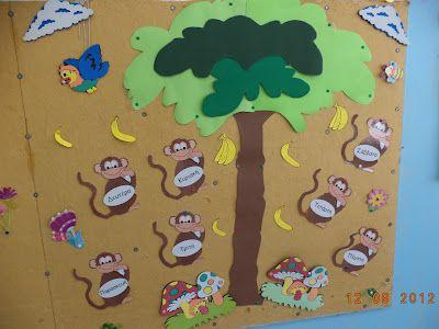Κάθε μέρα το αντίστοιχο μαϊμουδάκι ανεβαίνει στο δέντρο για να φάει την μπανάνα του!!!