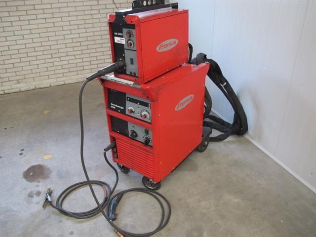 lasapparaat Fronius - Memax, Online veiling van metaal, machines en gereedschap