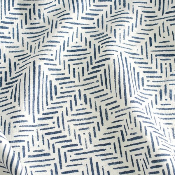 Wren | Michael Devine Hand Printed Home Decor Fabric