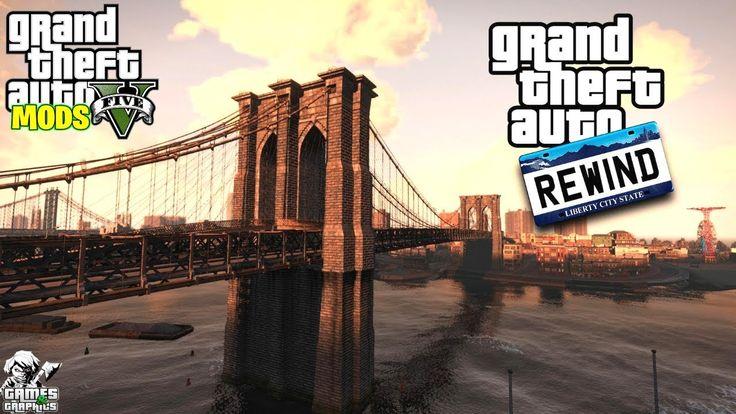 Liberty city rewind new york city 2019 gta 5 mods