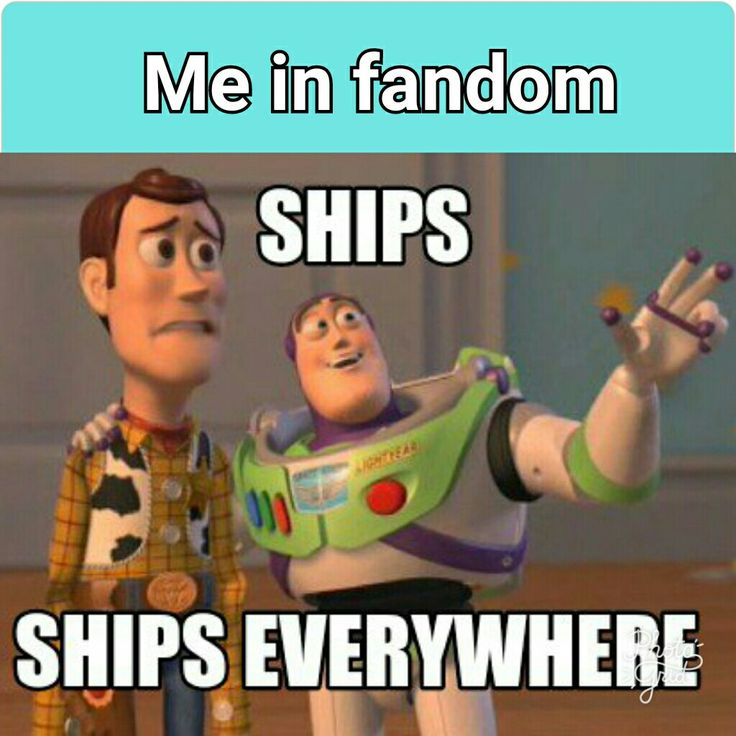 Shipers forever ❤