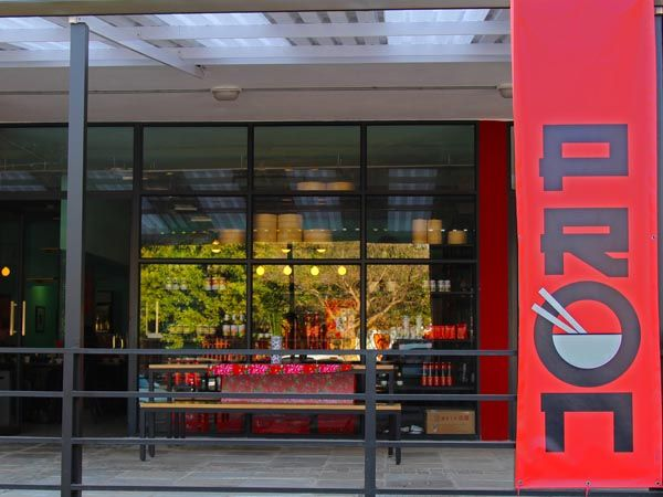 PRON Restaurant (People's Republic of Noodles)…