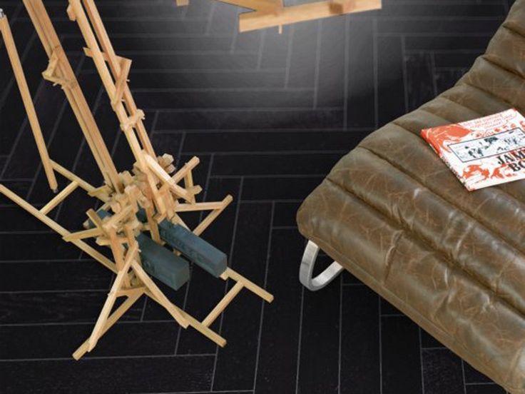 DUB ČERNÝ NATURE - Parador Trendtime 3 třívrstvá dřevěná podlaha plovoucí