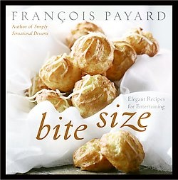@Overstock.com - A gourmet appetizer guide for the armchair chef is offered by renowned chef Francois Payard of New York`s Payard Pbtisserie & Bistro. Recipes include Chilled Tomato Soup with Guacamole, White Anchovy and Tomato Crostini, Kumamoto Oysters with Yuzu Sorb...http://www.overstock.com/Books-Movies-Music-Games/Bite-Size-Hardcover/1994554/product.html?CID=214117 $13.19