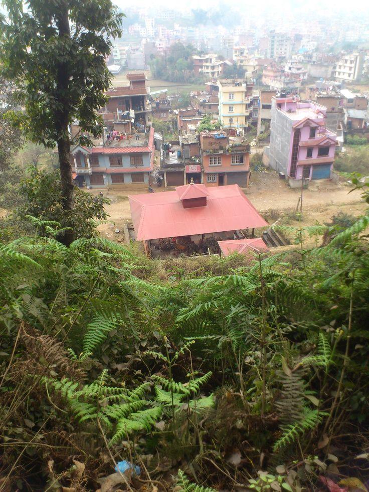 Balaju z Nagarjun