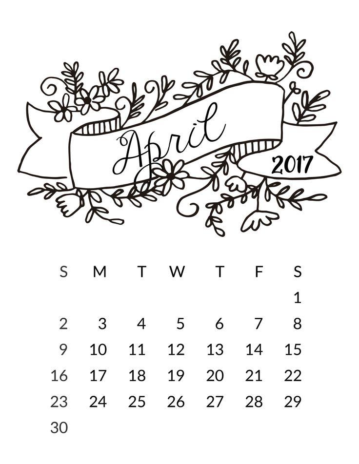 881e68d1ac357e2d490b583fc1e28ece wallpaper calendar april calender april 25 best ideas about april calendar 2017 on pinterest april on printable calendar by week february 2017