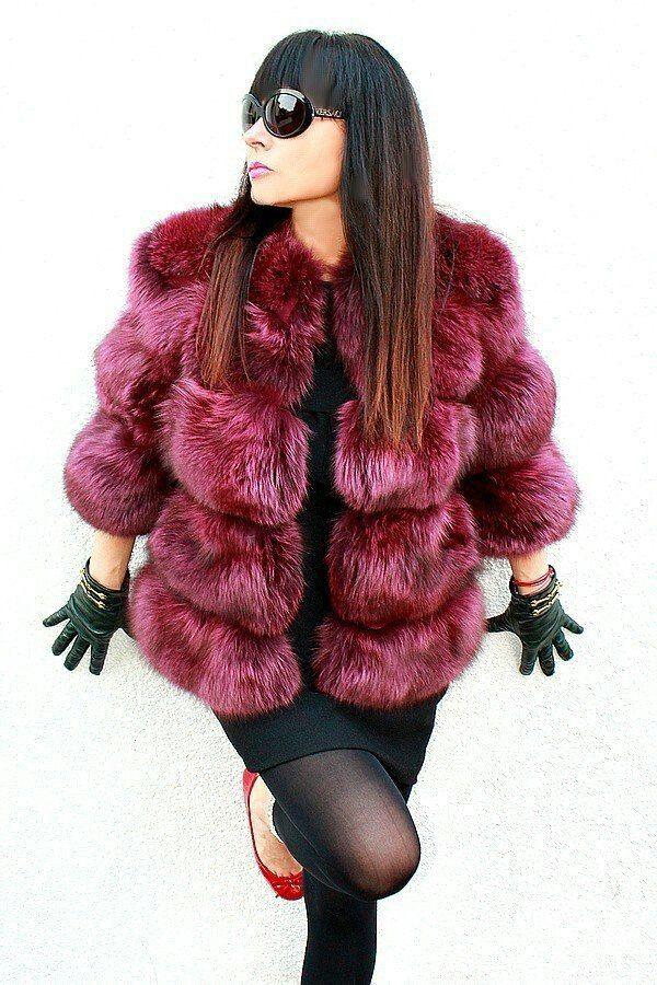 17 best Fabulous Faux Fur images on Pinterest | Faux fur jacket ...