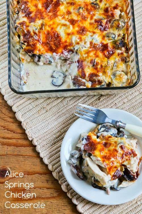Leftover Turkey (or Chicken) Shepherd's Pie Casserole With Garlic ...