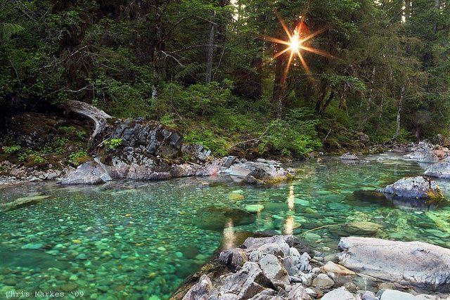 opal pool oregon camping - Google Search