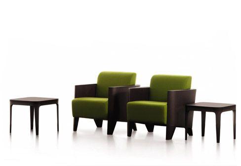 Fornasarig: Giò lounge chair    Antonio Minervini design