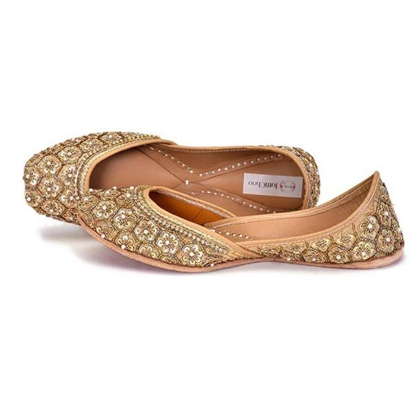 I love golden juttis! @juttichoo why don't you ship to TO?